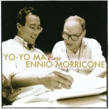 Yo-Yo Ma plays Ennio Morricone, CD