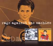 Rage Against The Machine: Two Original Albums: Rage Against The Machine / Evil Empire, 2 CDs