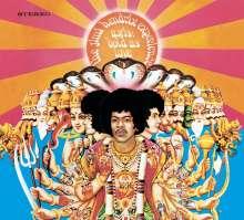 Jimi Hendrix: Axis: Bold As Love (180g), LP