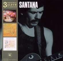 Santana: Original Album Classics, 3 CDs
