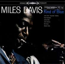 Miles Davis (1926-1991): Kind Of Blue (remastered) (180g) (+2 Bonustracks), 2 LPs