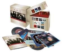Karat: Ich liebe jede Stunde (Box-Set), 14 CDs