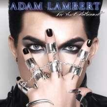 Adam Lambert: For Your Entertainment, CD
