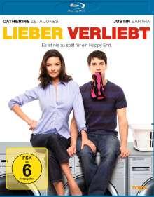 Lieber verliebt (Blu-ray), Blu-ray Disc