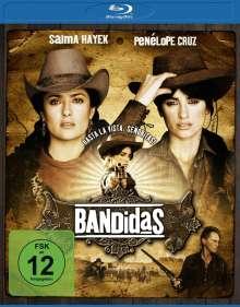 Bandidas (Blu-ray), Blu-ray Disc