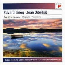 Edvard Grieg (1843-1907): Peer Gynt op.23 (Ausz.), CD