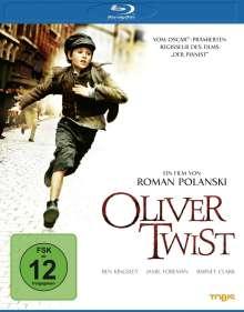 Oliver Twist (2005) (Blu-ray), Blu-ray Disc