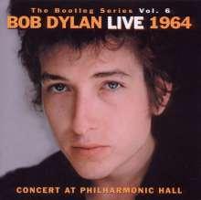 Bob Dylan: Bootleg Vol.6: Bob Dylan Live 1964: Concert At Philharmonic Hall, 2 CDs
