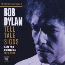 Bob Dylan: Tell Tale Signs: Bootleg Series Vol. 8, 2 CDs