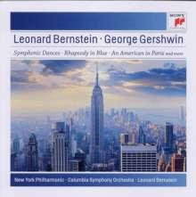 """Leonard Bernstein (1918-1990): Symphonische Tänze aus """"West Side Story"""", CD"""