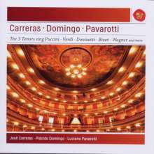 Carreras,Domingo,Pavarotti, CD