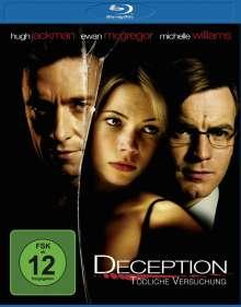 Deception (2008) (Blu-ray), Blu-ray Disc