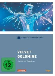 Velvet Goldmine (Großem Kinomomente), DVD