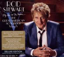 Rod Stewart: Fly Me To The Moon...The Great American Songbook V (Deluxe Edition), 2 CDs