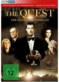 The Quest - Die TV-Serie (3 DVD), 3 DVDs