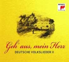 Geh aus mein Herz - Deutsche Volkslieder II, CD
