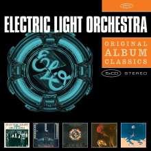 Electric Light Orchestra: Original Album Classics (Edition 2010), 5 CDs
