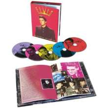Elvis Presley (1935-1977): From Nashville To Memphis: Essentials 60's Masters, 5 CDs
