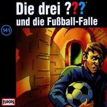 Die drei ??? (Folge 141) und die Fußball-Falle, CD