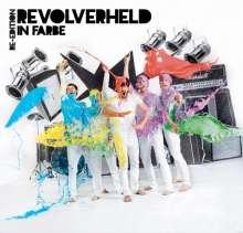 Revolverheld: In Farbe (Re-Edition) (CD + DVD), 1 CD und 1 DVD