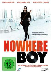 Nowhere Boy, DVD