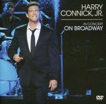 Harry Connick Jr. (geb. 1967): In Concert On Broadway (CD + DVD), 1 CD und 1 DVD