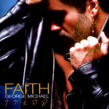 George Michael: Faith, CD