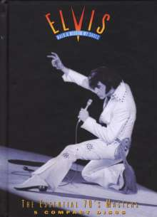 Elvis Presley (1935-1977): Walk A Mile In My Shoes: The Essential 70's Masters, 5 CDs