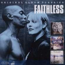 Faithless: Original Album Classics, 3 CDs