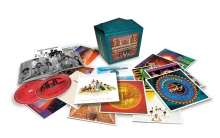 Earth, Wind & Fire: The Columbia Masters, 16 CDs