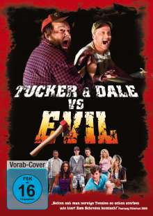 Tucker & Dale vs. Evil, DVD