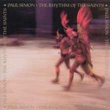 Paul Simon (geb. 1941): The Rhythm Of The Saints, CD