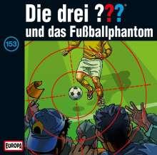 Die drei ??? (Folge 153) und das Fußballphantom, CD