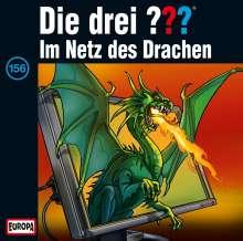 Die drei ??? (Folge 156) - Im Netz des Drachen, CD
