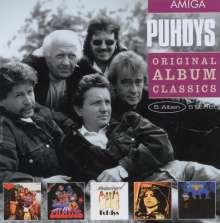 Puhdys: Original Album Classics, 5 CDs