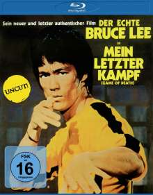 Bruce Lee: Mein letzter Kampf (Blu-ray), Blu-ray Disc