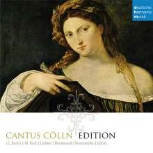 Cantus Cölln-Edition, 10 CDs