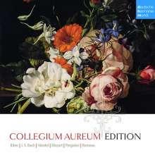 Collegium Aureum-Edition, 10 CDs