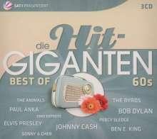 Die Hit Giganten-Best Of 60's, 3 CDs