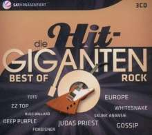 Die Hit-Giganten: Best Of Rock, 3 CDs