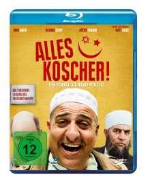 Alles Koscher! (Blu-ray), Blu-ray Disc
