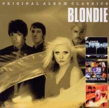 Blondie: Original Album Classics, 3 CDs