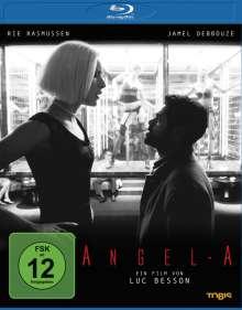 Angel-A (Blu-ray), Blu-ray Disc