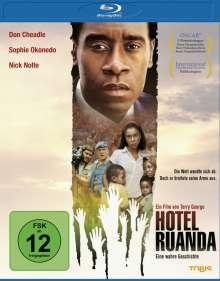 Hotel Ruanda (Blu-ray), Blu-ray Disc
