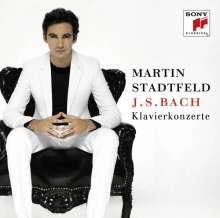 Johann Sebastian Bach (1685-1750): Klavierkonzerte BWV 1054,1055,1058, CD