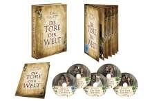 Die Tore der Welt (Special Edition), 5 DVDs