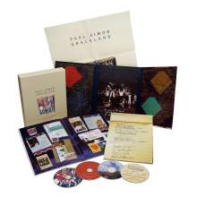 Paul Simon (geb. 1941): Graceland (25th Anniversary Edition Boxset), 2 CDs, 2 DVDs und 1 Buch