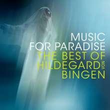 Hildegard von Bingen (1098-1179): Music for Paradise - The Best of Hildegard von Bingen, CD