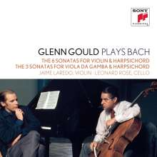 Glenn Gould plays... Vol.7 - Bach, 2 CDs