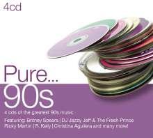 Pure...90s, 4 CDs
